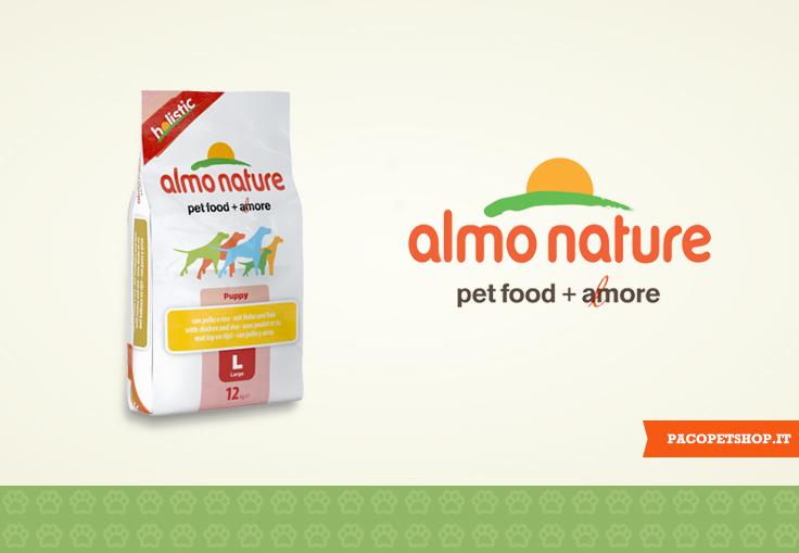 Almo Nature, cibo di qualità per cani e gatti