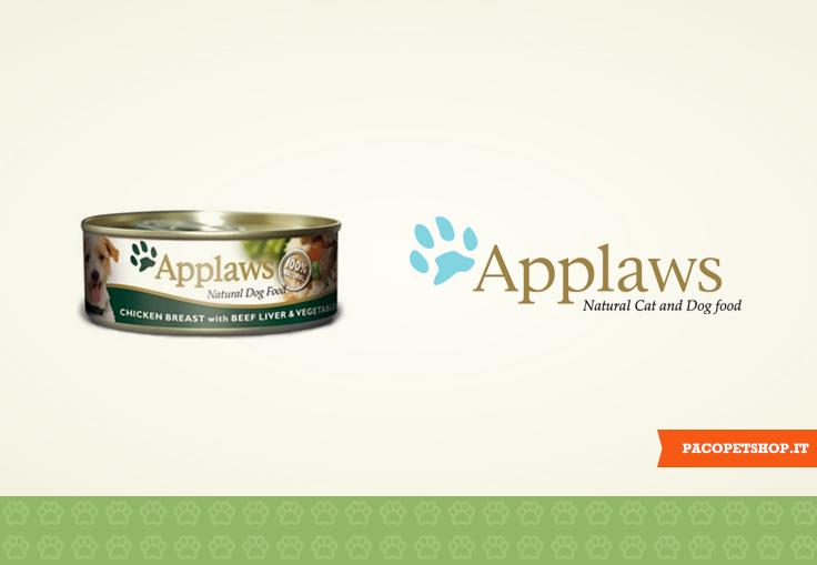 Applaws, alimenti naturali per cani e gatti