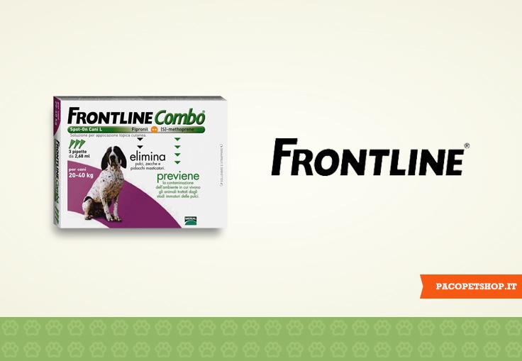 Frontline, antiparassitario per cani e gatti