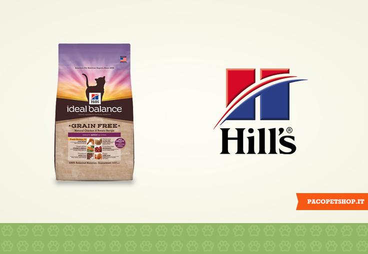 Hill's, crocchette bilanciate per cani e gatti