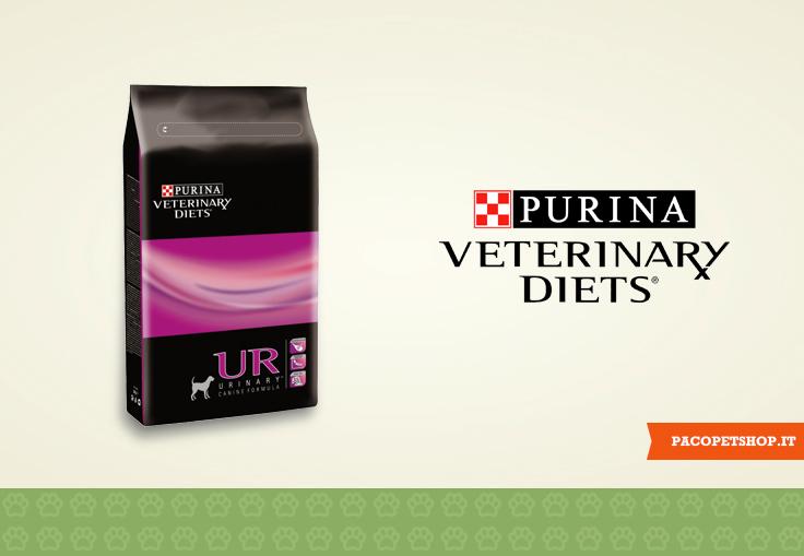 Purina Vet Diets, diete veterinarie per cani e gatti