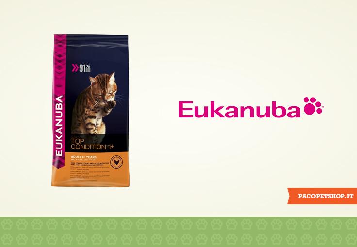 Eukanuba, crocchette per cani e gatti