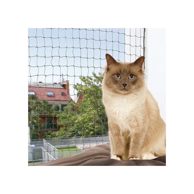 Rete di protezione per gatti - Protezione per finestre ...