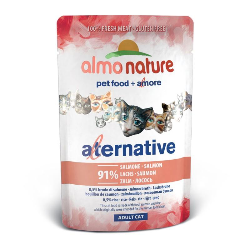 Almo Cat Food Pacific Tuna