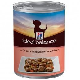 Hill's Ideal Balance Umido per Cani con Salmone