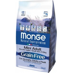 Monge Grain Free MINI con...