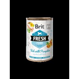 Brit Fresh Pesce con Zucca...