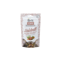 Brit Care Hairball Snack...