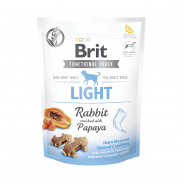 Brit Light Snack per Cani