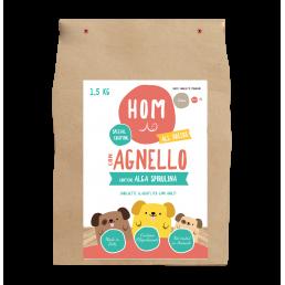 HOM Special Coating con Agnello per Cani