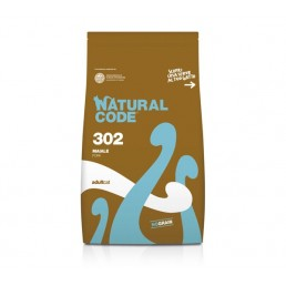 Natural Code 302 Adult con...