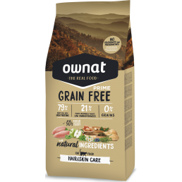 Ownat Grain Free Prime Hair...