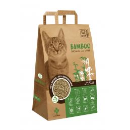 M-Pets BAMBOO Lettiera Naturale per Gatti