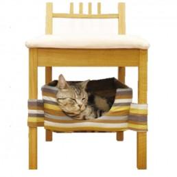Cuccia Sotto Sedia per Gatti