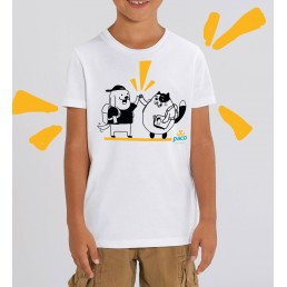 T-Shirt 100% cotone 'Dammi...