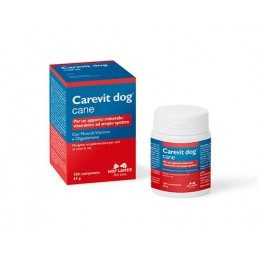 Nbf Lanes Carevit Dog per Cani