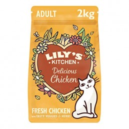 Lily's Kitchen Adult Pollo Delizioso per Gatti