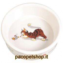 Ciotola Comic Cat