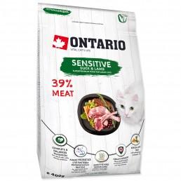 Ontario Cat Sensitive...