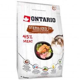 Ontario Cat Sterilised 7+...