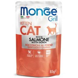 Monge Grill Kitten Cibo...