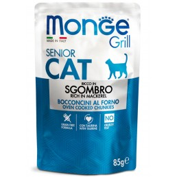 Monge Grill Senior Cibo...