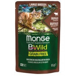 Monge BWild Grain Free Cibo...