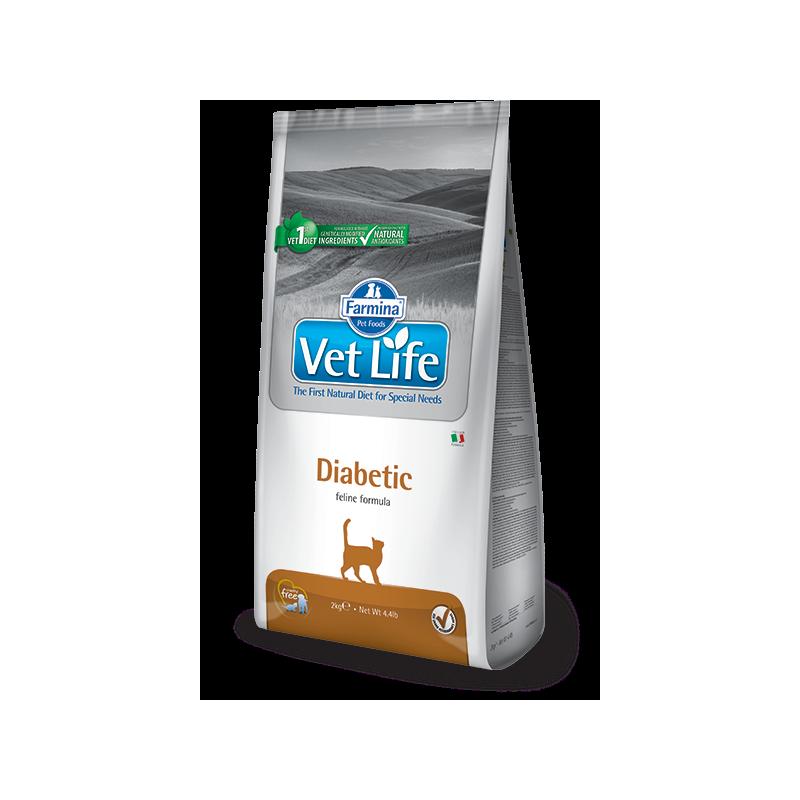 Farmina Vet Life Diabetic per Gatti