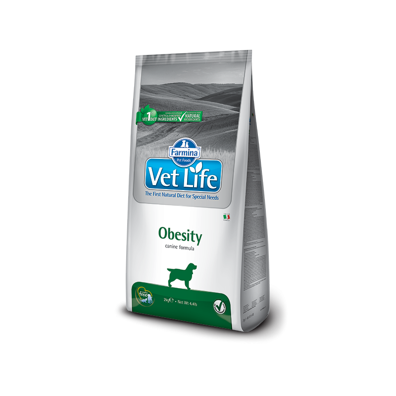Farmina Vet Life Obesity per Cani