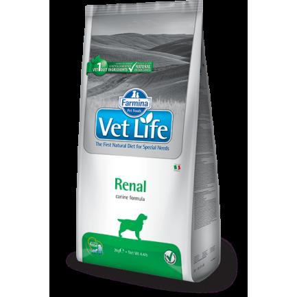 Farmina Vet Life Renal per Cani