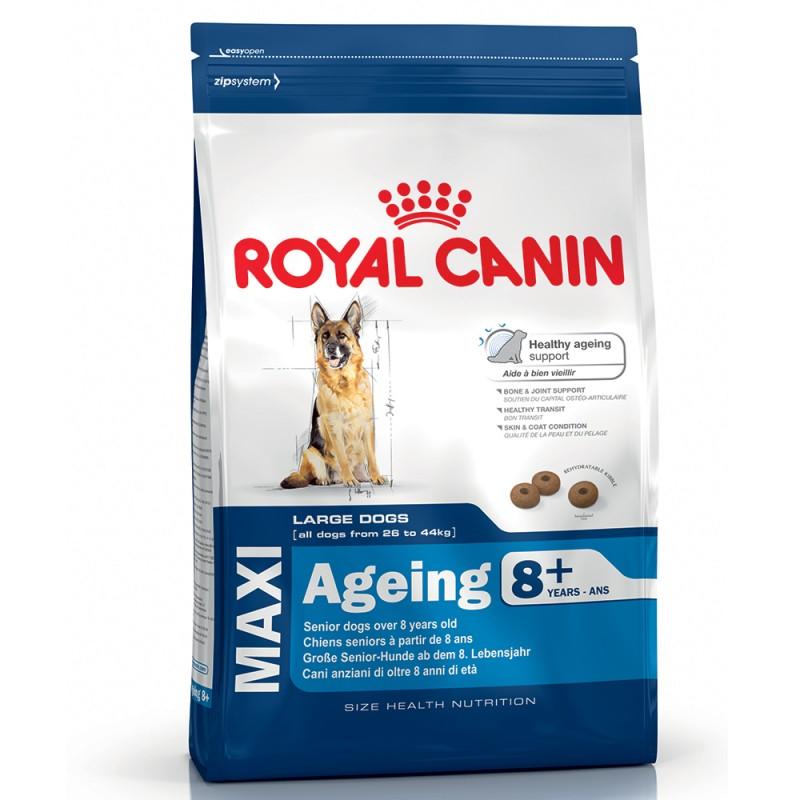 Royal Canin Maxi Ageing 8+ per Cani