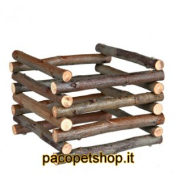 Mangiatoia Natural Wood