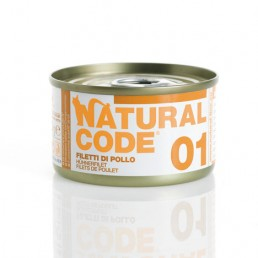 Natural Code Adult Cat - 12x85 gr