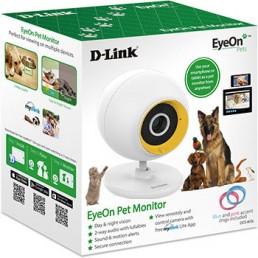 EyeOn Pets sistema di videosorveglianza domestico