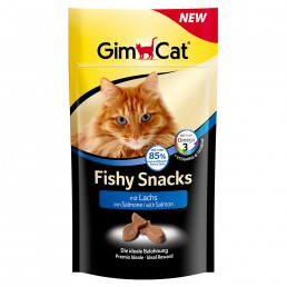Gimcat Fishy Snacks per Gatti