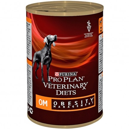 Purina OM Canine Formula Lattina