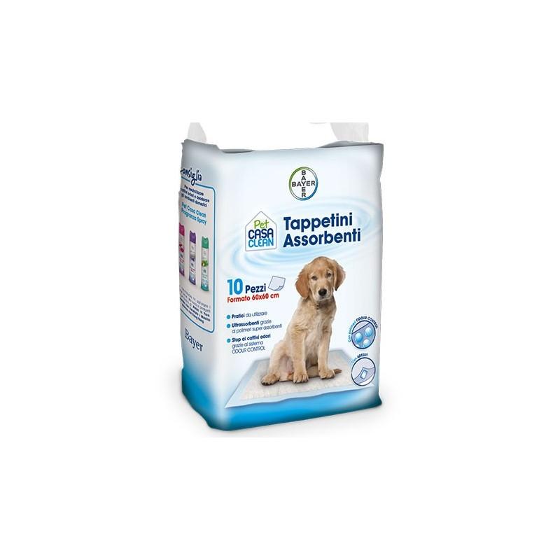 Bayer Pet Casa Clean Tappetini Assorbenti