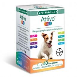 Bayer Attivo Tabs