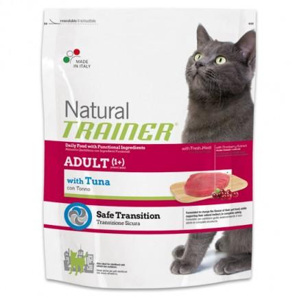 Natural Trainer Adult Cat con Tonno