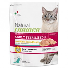 Natural Trainer Adult Cat con Tonno