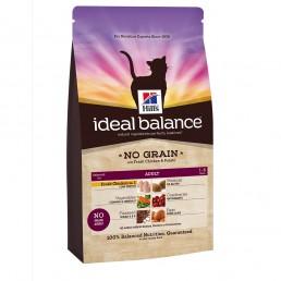 Hill's Ideal Balance Adult No Grain per Gatti con Pollo e Patate