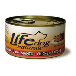Life Dog Naturale in Gelatina pollo e verdure