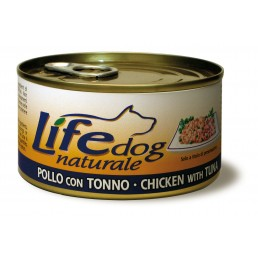Life Dog Naturale in Gelatina pollo e verdure