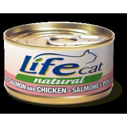 Life Cat Natural filetti di pollo