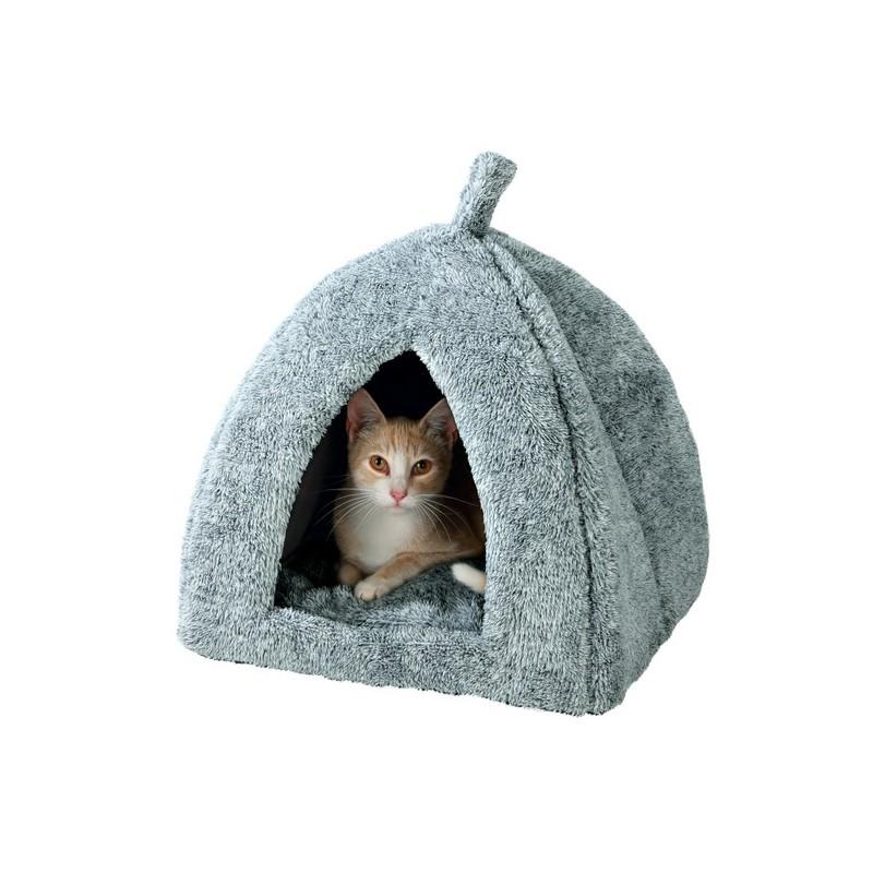 Cuccia igloo per gatti e cani taglia toy - Cuccia per gatti ikea ...