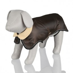Cappottino Avallon Marrone per Cani