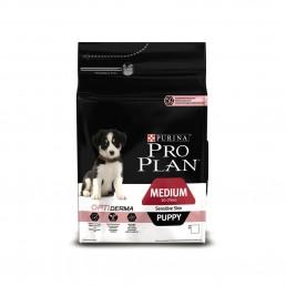 PURINA PRO PLAN CANE Optiderma Medium Puppy Sensitive Skin Salmone