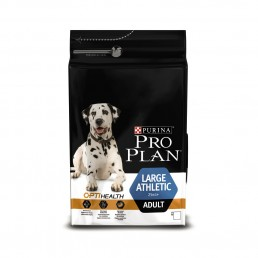PURINA PRO PLAN CANE optihealth Large Adult Athletic agnello
