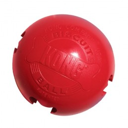 KONG Classic Biscuit Ball Gioco per Cani