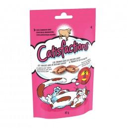Catisfaction Snack per Gatti 6 + 2 OMAGGIO